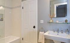 Jeff Lewis Design Bathroom | Bathroom Remodeling | Pinterest ...