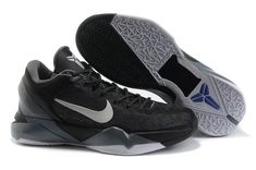 best website 9aa95 fff1f Nike Zoom Kobe 7 · Cheap Kobe 7 All Black Cool Grey 488244 008 2018 Spring  Summer Sale