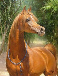Chestnut...by Mary Haggard