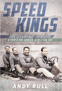 Speed Kings by Andy Bull.  Following the extraordinary lives  of the gold medal winners in bobsledding at the Lake Placid Winter Olympics