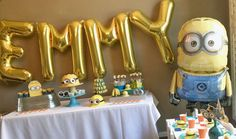 One in a Minion | CatchMyParty.com