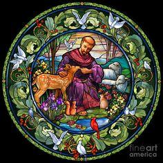 St. Francis - Google Search Illustration by Randy Wollenmann