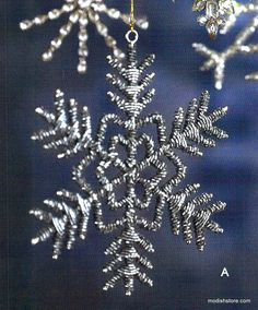 Roost Victorian Snowflakes – Modish Store