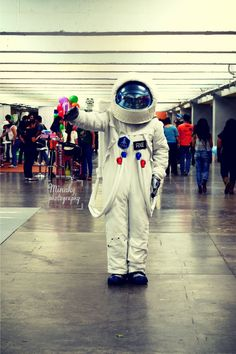 Axe Astronaut.