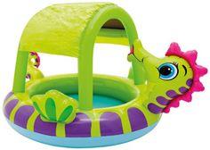 Intex Seahorse Baby Pool, 30 Gallon Cap. Intex http://www.amazon.com/dp/B00HIWWKMO/ref=cm_sw_r_pi_dp_BU5zvb1KGHM73