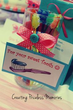 Sweet Shoppe Theme Birthday Party Ideas | Photo 9 of 15 | Catch My Party