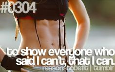 I can!!! #run #workout #fit #healthy