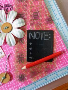 Crealoo DIY Kit Scrapbooking Nekane
