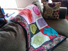 Doilies no more...quilted.