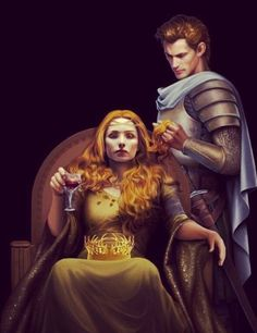 """""""These Kingsguard knights are as useless as nipples on a breastplate"""" Queen Regent Cersei Lannister and Lord Commander Of the Kingsguard Jamie Lannister"""