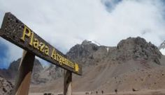 Cerro Aconcagua - El coloso de America / Aconcagua mt. - America's colossus