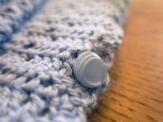 DIY – hæklet baby trøje   Tøse-streger Diy, Bricolage, Do It Yourself, Homemade, Diys, Crafting