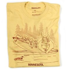 Raygun made another Minnesota shirt...this is what they came up with.