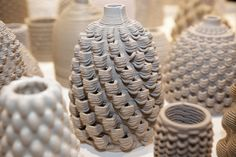 California-based Emerging Objects is possibly one of the studios that has experimented most deeply with 3D printing materials and processes, with several impres