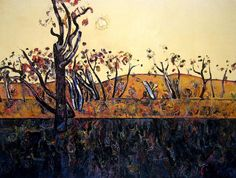 Paintings - Frederick (Fred) Ronald Williams - Page 9 - Australian Art Auction Records Landscape Painting Artists, Famous Landscape Paintings, Abstract Landscape, Contemporary Landscape, Australian Painting, Australian Artists, Fred Williams, Famous Artists, Figure Painting