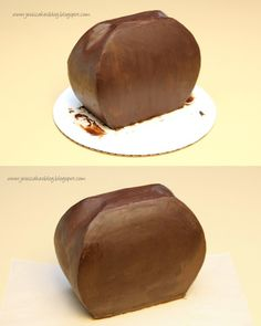 How to Make a Little Purse Cake - CakeCentral.com
