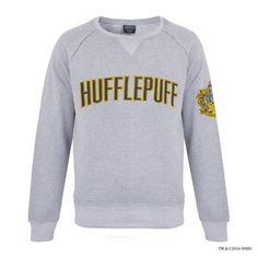 Hufflepuff™ Sweatshirt | Adults | Warner Bros Studio Tour London