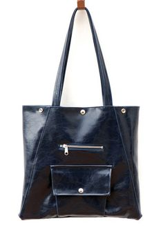 Crystalyn Kae faux leather handmade tote at an amazing price - among our roundup of the best small biz discounts this weekend. #blackfriday
