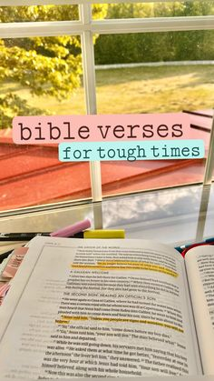 Learn The Bible, New Bible, Faith Bible, Verses For Kids, Bible Studies For Beginners, Bible Images, Christian Motivation, God's Plan, Religious Books