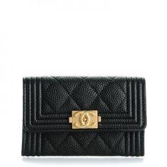 d557a3067bc9ee 29 Best Chanel Card Case images | Card case, Chanel card holder, Wallet