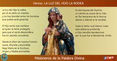 MISIONEROS DE LA PALABRA DIVINA: HIMNO LAUDES - LA LUZ DEL HIJO LA RODEA
