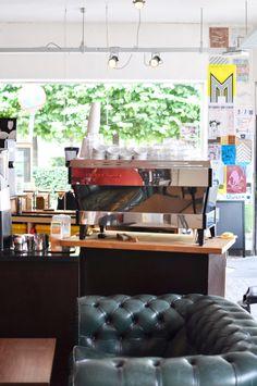 Normo Antwerpen Coffee Cafétipp