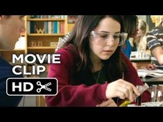 The DUFF Movie CLIP - Duffy Lab (2015) - Mae Whitman, Robbie Amell Comedy HD - YouTube