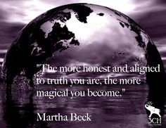 This Week's Truth Bomb: Martha Beck on Becoming Magical