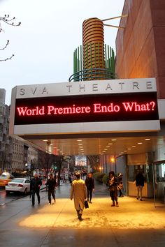 """New documentary film exploring endometriosis premiered last March 16 in New York City, titled """"Endo What?"""" and will be available for purchase on March 31"""