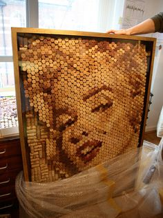 Wine corks and wine corks on pinterest for Things to do with wine corks