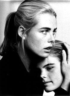 Margaux and Mariel Hemingway