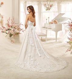 Wedding Dress Colet  COAB16237 2016