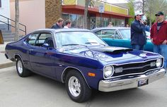 1974 Dodge Dart Sport  Maintenance/restoration of old/vintage vehicles: the material for new cogs/casters/gears/pads could be cast polyamide which I (Cast polyamide) can produce. My contact: tatjana.alic@windowslive.com