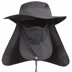 eb06d09e4b0 Fishing Cap Neck Face Flap Fashion Summer Outdoor Sun Protection hat Men  hunting  DDYOUTDOOR