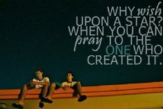 Why Wish Upon A Star
