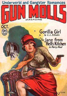 Gun Molls! Hells yeah