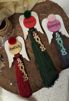 Christmas Time, Christmas Crafts, Christmas Decorations, Xmas, Christmas Ornaments, Holiday Decor, Baby Christening, Lucky Charm, Handmade Decorations
