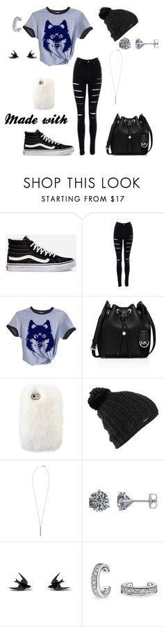 """""""@Jessicam-steyn & @cporteous"""" by smokeylovebae ❤ liked on Polyvore featuring Vans, MICHAEL Michael Kors, Burton, French Connection, Wolf & Moon and Bling Jewelry"""