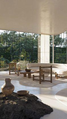 Dream Home Design, My Dream Home, Beautiful Interior Design, Modern Interior Design, Verre Design, Aesthetic Rooms, House Rooms, Interior Design Living Room, Interior Inspiration