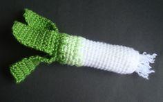 Crochet: Little Leek