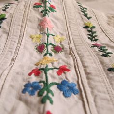 Polish embroidery patterns