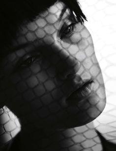 Hyckory Dickory Dock: Kirsi Pyrhonen By Chantelle Dossier For L'officiel Italia December 2013