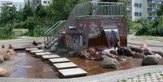 Wasserspielplatz Clara-Zetkin-Park