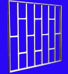 Home Window Grill Design, Iron Window Grill, Window Grill Design Modern, Balcony Grill Design, Grill Door Design, Fence Wall Design, Steel Gate Design, Front Gate Design, Door Gate Design