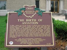 Montgomery County / 3-57 The Birth of Aviation | Remarkable Ohio