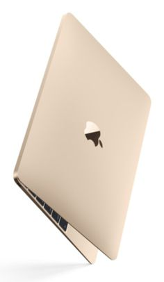 Apple MacBook 12-inch 1.1GHz Gold | PowerMax