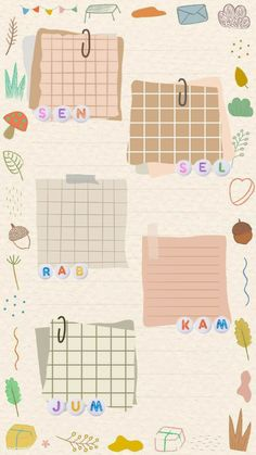 Cute Pastel Wallpaper, Cute Wallpaper Backgrounds, Cute Cartoon Wallpapers, Printable Scrapbook Paper, Free Printable Stationery, Printable Stickers, Bullet Journal Lettering Ideas, Bullet Journal Ideas Pages, Instagram Frame