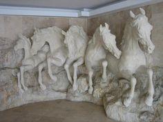 Masood Rangrazan, sculpture - ego-alterego.com