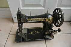 Vintage Singer 28K (1906) sewing machine by TimeHonouredSingers on Etsy