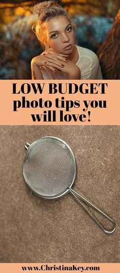 low budget photography tips